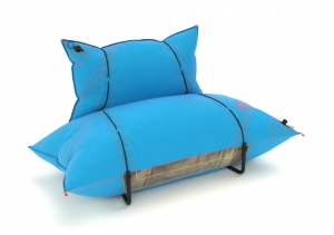 YACHT SOFA  BLUE
